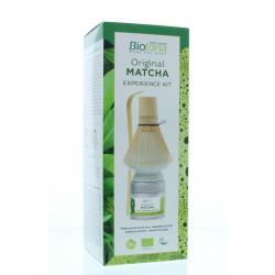 Matcha experience kit green