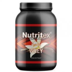 Whey proteine vanille