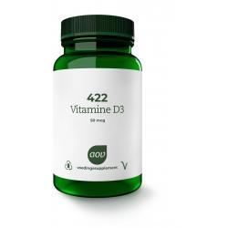 422 Vitamine D3 50 mcg