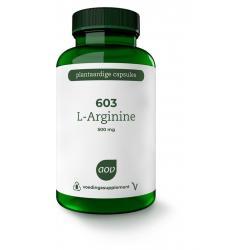 603 L-arginine