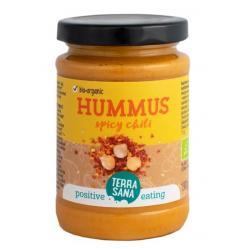 Hummus met chili