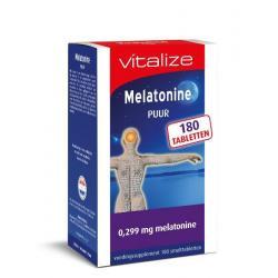 Melatonine puur 0.299 mg