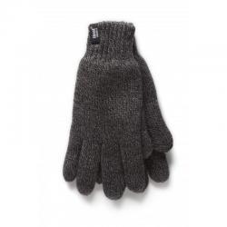 Mens gloves M/L charcoal