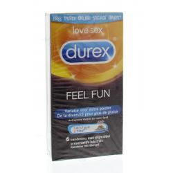 Condoom feel fun-