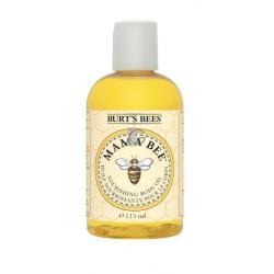 Burts bees mama bee body oil