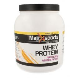 Maxxsports whey prot vanille