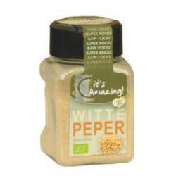 Its amazing peper wit gemalen