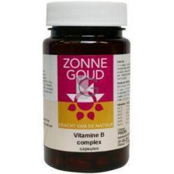 Zonneg vitamine b complx     *