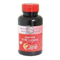 Care natural vitamine b100 com
