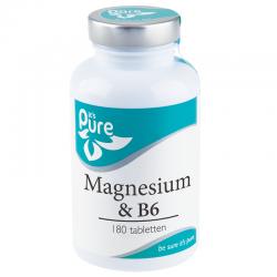 Magnesium & B6