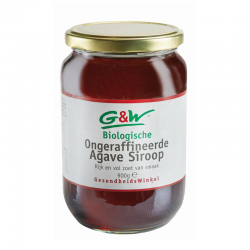 G&W Agave Siroop Bio 900 gram GezondheidsWinkel