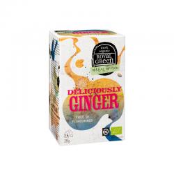 Deliciously ginger bio