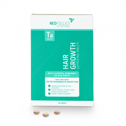 Hair Growth Supporting Tablets