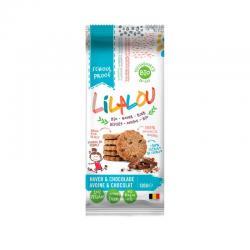 Haver en chocolade koekjes bio