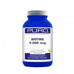 Biotine 5.000 mcg
