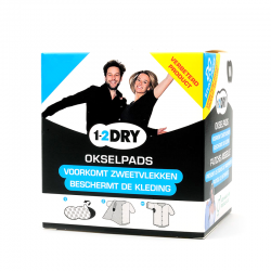 Okselpads medium dark